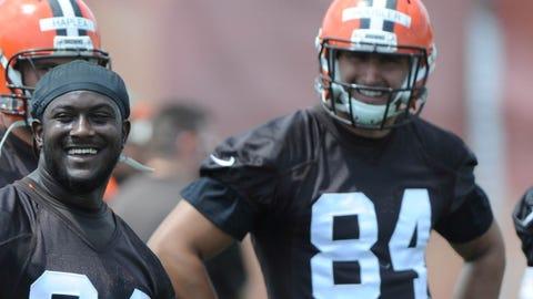 Cleveland Browns: Rob Housler