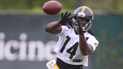 Sammie Coates, WR, Steelers