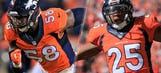 Chris Harris Jr. and Von Miller believe big years are ahead of them