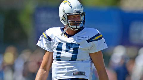 Philip Rivers, 260 TDs