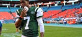 Bowles, Jets not happy with Geno Smith tossing footballs at home