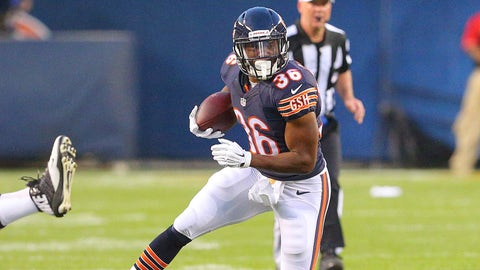 Jeremy Langford (Chicago Bears, RB)
