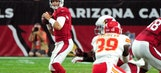 Carson Palmer looks great in first preseason action since injury
