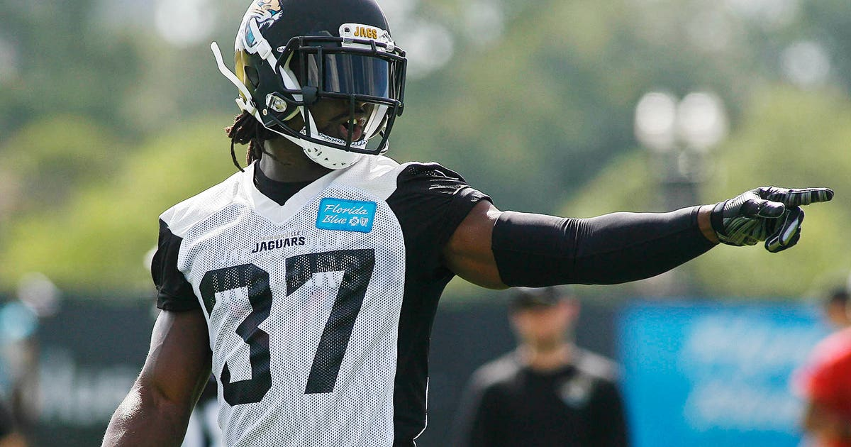 4b814527 Jaguars safety Cyprien out for preseason with broken finger | FOX Sports