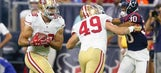 Jim Tomsula wants to temper expectations on Jarryd Hayne's debut
