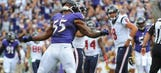 Terrell Suggs rips Schaub: 'Your guys are the guys in purple'