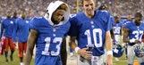 Odell Beckham Jr. says Giants have Eli Manning's back