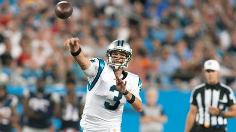 Carolina Panthers: Derek Anderson, Joe Webb