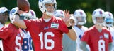 Having lost starting QB competition, Cassel released by Bills
