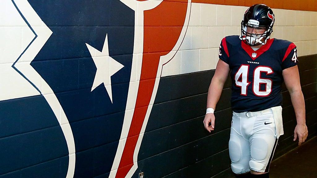 Jon Weeks NFL Jersey