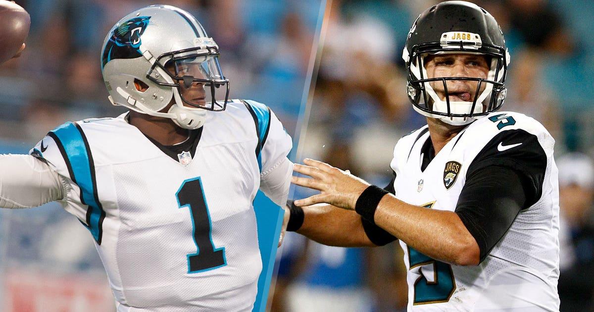 Six Points: Panthers vs. Jaguars | FOX Sports