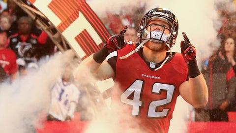 Fullback: Patrick DiMarco, Atlanta Falcons