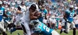 Jaguars WR Hurns disputes eye-gouging story