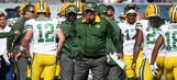 Mike McCarthy on Green Bay's sideline incident: 'Frankly, I like it'
