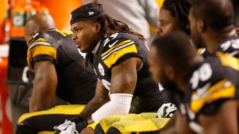SS: Shamarko Thomas, Pittsburgh Steelers: 5-9, 205 pounds