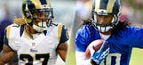 Gurley, Mason full practice participants, CB Johnson limited