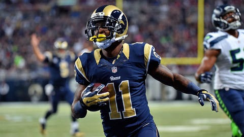 Tavon Austin, WR, Los Angeles Rams