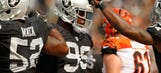 Del Rio: Aldon Smith will have 'structure and support' with Raiders