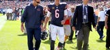 Bears await update on Cutler's injury; skeptics question location