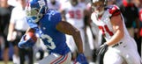 Odell Beckham Jr. follows 100th career catch with a TD on catch 101