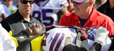Bills' Williams returns to team facility day after injuring neck