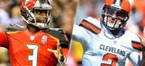Jameis Winston and Johnny Manziel make history with Sunday victories