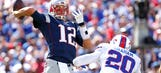 Pats continue dominance over Bills, win for 27th time in past 30 meetings
