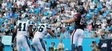 Texans TE Graham makes crazy one-handed TD catch against Carolina
