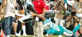 Jaguars rookie Yeldon doubles his workload in win over Miami