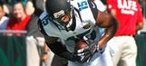 WR Allen Robinson's career day helps lift Jaguars