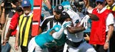 Jaguars WR Lee makes season debut in win over Miami
