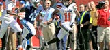 Travis Benjamin is human highlight reel in Browns' win over Titans