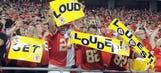 Chiefs fans still own the Guinness record for loudest stadium cheers