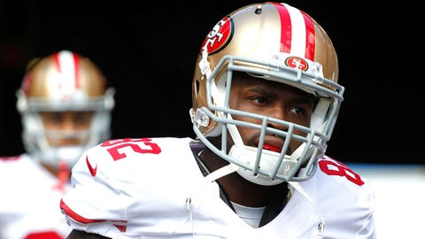 San Francisco 49ers: Torrey Smith