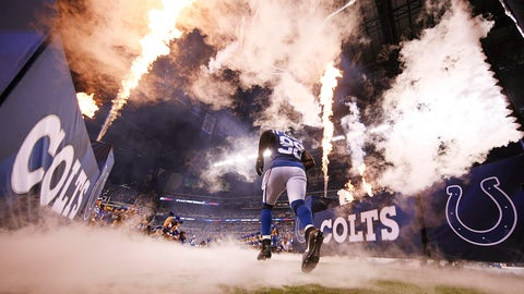 Indianapolis Colts: Robert Mathis, OLB