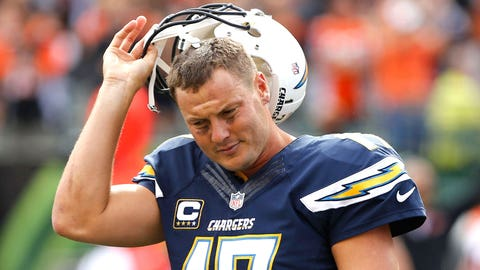 Philip Rivers threw for 503 yards -- and lost