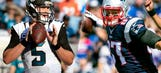Jacksonville Jaguars at New England Patriots game preview