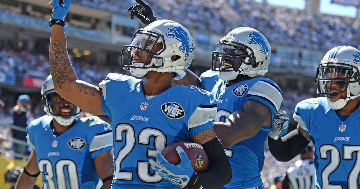 c5f84fdf6 Darius Slay ticked off after Lions left out of NFL s  Color Rush ...