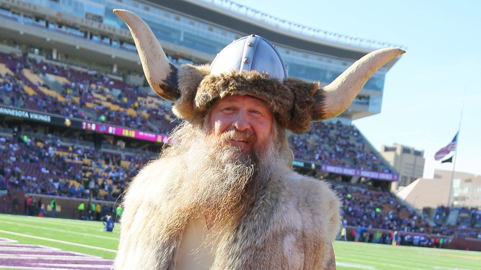 Ousted Mascot Ragnar To Vikings Where S My Counteroffer