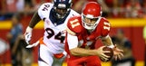 Broncos' Ware fined for hit on Alex Smith in Week 2