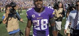 Adrian Peterson doesn't think he's all the way back yet