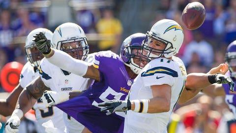 Anthony Barr, Minnesota Vikings
