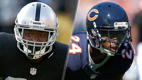 9. Raiders at Bears: Amari Cooper vs. Alan Ball