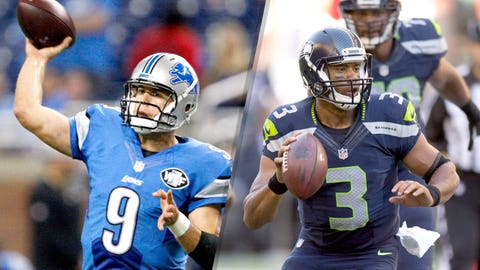 Detroit Lions: Seattle Seahawks