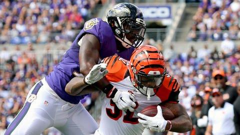 Baltimore Ravens vs. Cincinnati Bengals