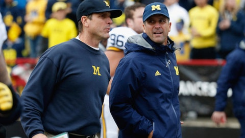 Winner: Michigan football (and Jim Harbaugh)