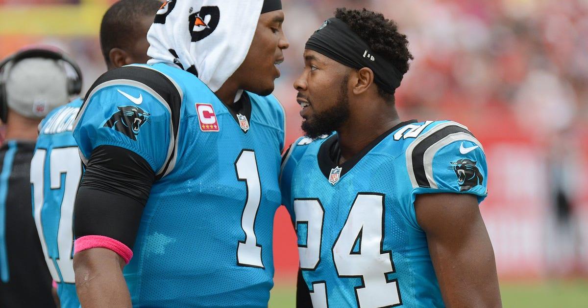 Josh Norman Panthers D Embarrass Jameis Winston In Tampa