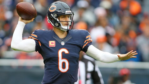 Gutty Little Bear Award: Jay Cutler