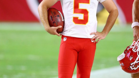 Toe the Line Award: Cairo Santos