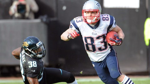 Trading WR Wes Welker to the Patriots in 2007